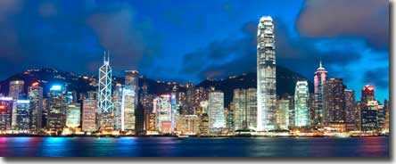 Hong Kong Vacation Cruises